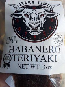 Habanero Teriyaki