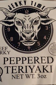 Peppered Teriyaki
